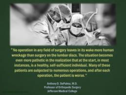Lower Back Pain - Revolution Chiropractic - Miami Queensland