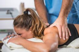 Revolution Chiropractic - Dr Mark Illguth - Massage Services - Sports Massage